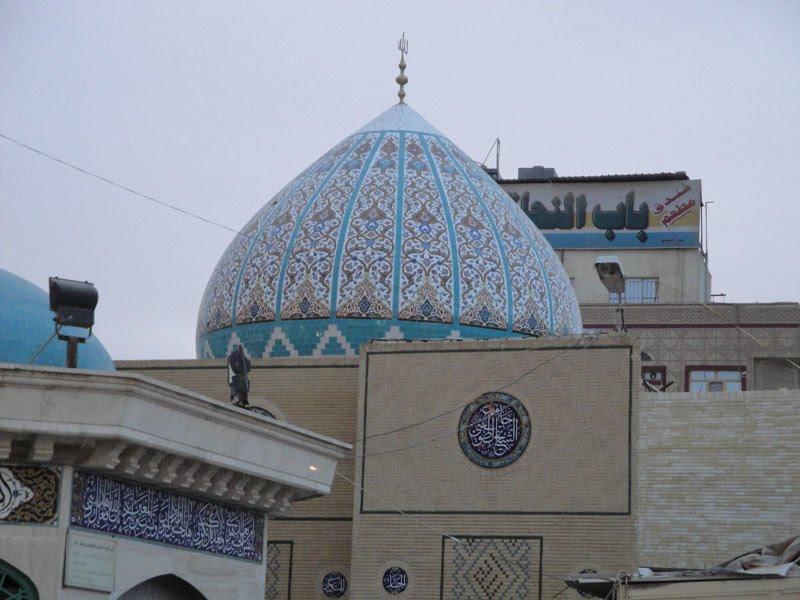 fr.shafaqna - La mosquée de Sheikh Al-Tûsî à Najaf