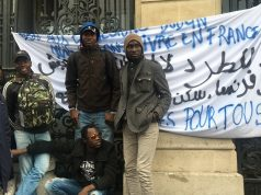 fr.shafaqna - «Non aux expulsions!»: manifestation de migrants à Paris