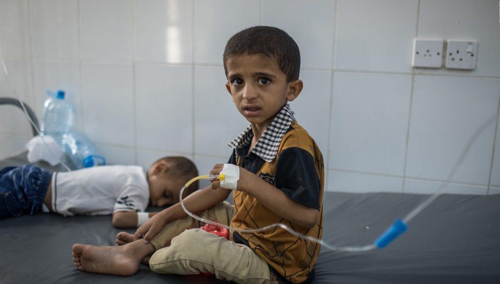 fr.shafaqna - La faim, arme de guerre saoudienne, 28 millions de yéménite souffre de la faim