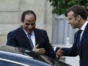 Sisi-Macron-Shafaqna