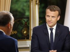 fr.shafaqna - Emmanuel Macron : Méthode de Trump par rapport à l'Iran est «mauvaise»