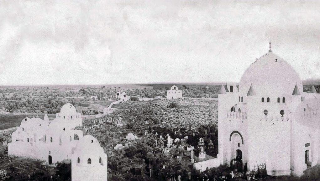 Al-Baqî cimetières chiites histoire chiite histoire de chiisme Imams des chiites Imams infaillibles Janna al-Baqî Les Imams des chiites mausolée sacré sanctuaires chiites
