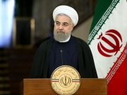 fr.shafaqna - Le président iranien réagit au discours «irréaliste et offensif» de Trump