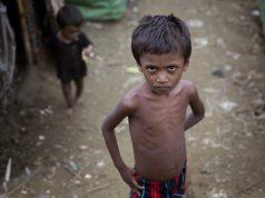 fr.shafaqna - 320.000 enfants réfugiés du Myanmar vivent dans de terribles conditions
