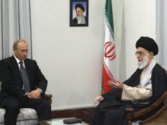 fr.shafaqna - l'Ayatollah Khamenei, le Leader de la Révolution islamique, reçoit Vladimir Poutine