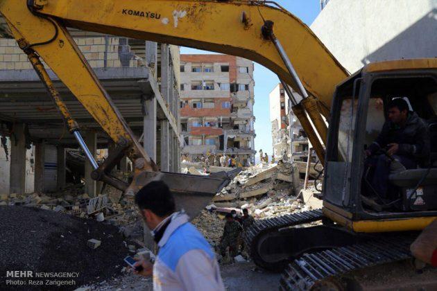 fr.shafaqna - PHOTOS : Violent séisme en Iran