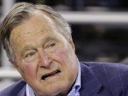 fr.shafaqna - George H.W. Bush accusé d'agression sexuelle sur une mineure