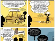 fr.shafaqna - Dessin : Quand on avait tout prévu, sauf la mort