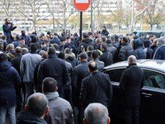 fr.shafaqna - Une manifestation de VTC provoque d'importants embouteillages à Paris