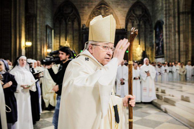 fr.shafaqna - Quel est le rôle de l'archevêque de Paris?