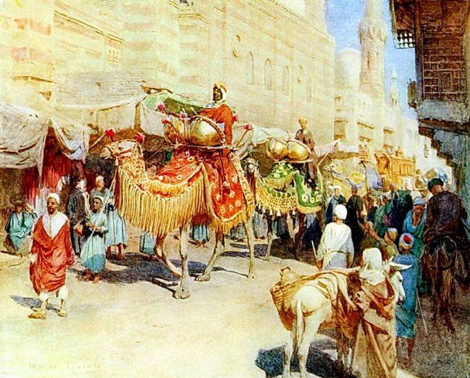 Histoire Islamique Anniversaire De Mariage Entre Le