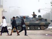 fr.shafaqna - Les cinq acteurs majeurs de la crise au Zimbabwe