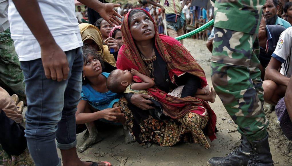 fr.shafaqna - Human Rights Watch : Birmanie ; Viols généralisés de femmes et de filles rohingyas