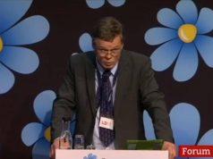 fr.shafaqna - Remarque islamophobe du politicien suédois suscite des réactions!