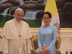 fr.shafaqna - Birmanie: le pape appellee à l'unité sans parler des Rohingyas