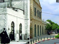 fr.shafaqna - EN IMAGES : La Palestine d'hier et d'aujourd'hui, un siècle après la Déclaration Balfour
