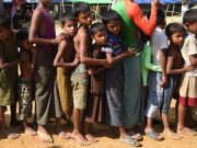 fr.shafaqna - Guterres demande le retour des Rohingyas
