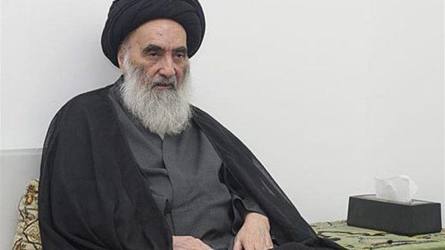 fr.shafaqna - Le représentant des Nations unies rencontre Sayyed Ali al-Sistani