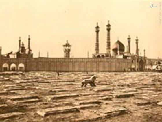 fr.shafaqna - Vieilles photos de la vieille ville de Qom