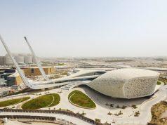 fr.shafaqna - Une mosquée unique au Qatar!