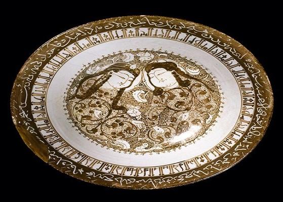 fr.shafaqna - Exposition sur les grandes personnalités dans l'art islamique