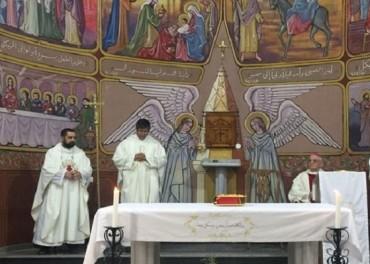 fr.shafaqna - Les chrétiens de Gaza ne fêtent pas le Noël