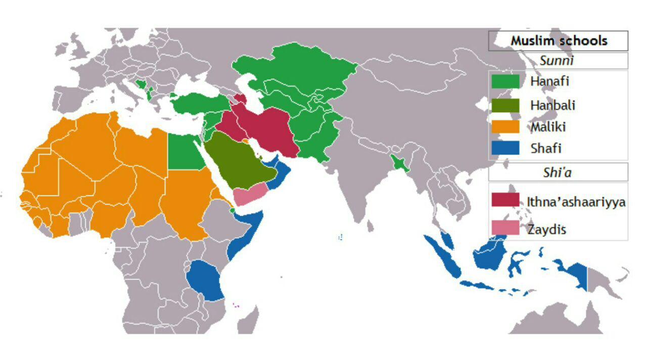 fr.shafaqna - Comment sont apparu les quatre écoles juridiques sunnites et comment la question de l'ijtihad a été bloquée ?