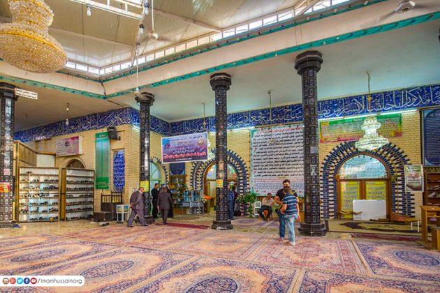 fr.shafaqna - Photos : la mausolée de Seyed Ibn Tâwûs