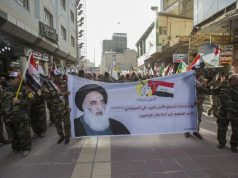 fr.shafaqna - Le mot de la référence religieuse grand ayatollah Sistani à tous les combattants de la mobilisation populaire