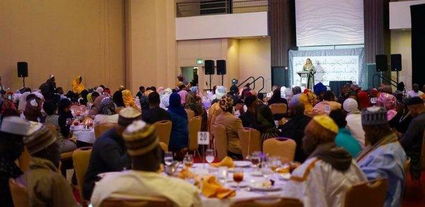 fr.shafaqna - L'oeuvre de Cheikh Hassan Cissé magnifiée au pays de l'oncle Sam/avec photos