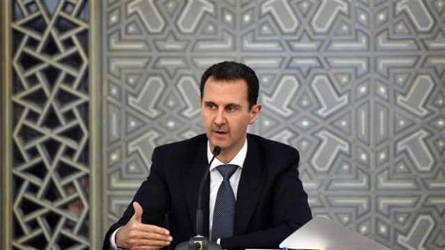 fr.shafaqna - Assad : Aucun pays ou président ne pourra déterminer l'avenir de la ville sainte de Qods