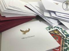 fr.shafaqna - Des versets du Coran sur des cartes de Noël