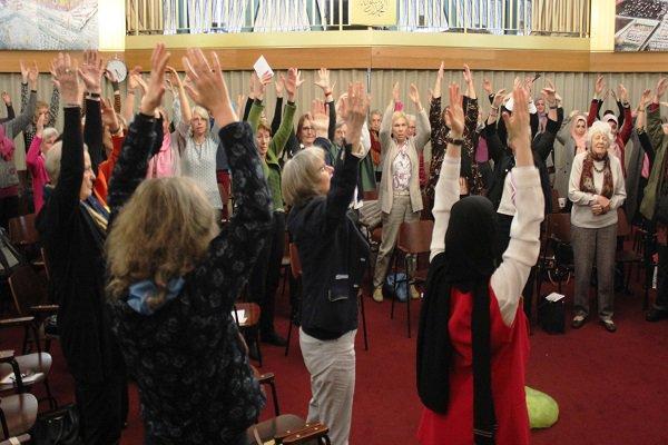 fr.shafaqna - Photos : Le sixième conférence sur le dialogue interreligieux des femmes à Hambourg