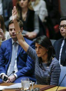 """fr.shafaqna - Pyongyang voit un """"acte de guerre"""" dans les nouvelles sanctions de l'ONU"""