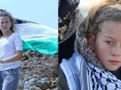 fr.shafaqna - Ahed Tamimi est une héroïne, une héroïne palestinienne / avec Video