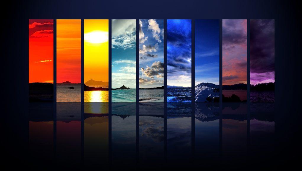 fr.shafaqna - La philosophie des couleurs dans le Coran