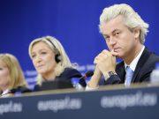 fr.shafaqna - Prague: Le Pen et Wilders appellent à bâtir des murs autour de l'Europe