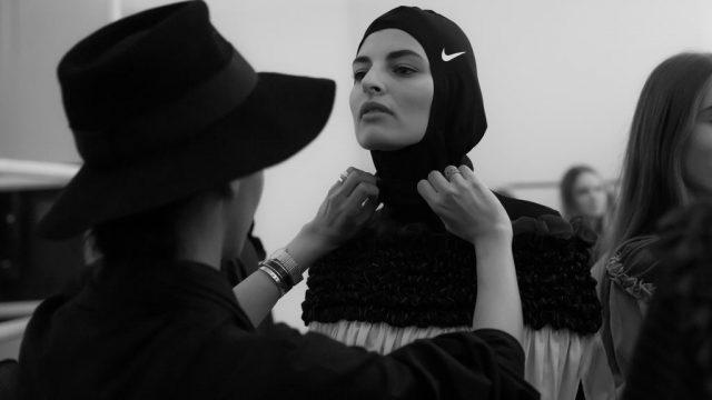 fr.shafaqna - Nike commercialise son premier hijab Spécial sport