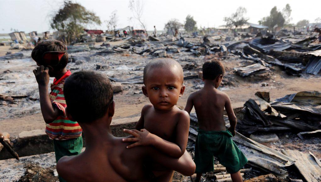 fr.shafaqna - 100 mille de musulmans rohingyas sont rapatriés