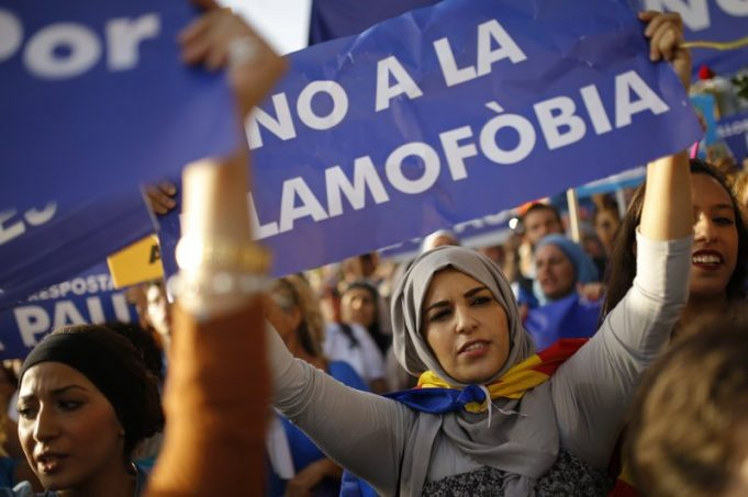 fr.shafaqna - Deux espagnols condamnés pour l'agression d'une femme musulmane