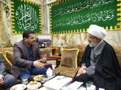 fr.shafaqna - La promesse du ministre irakien de l'Intérieur sur l'attentat contre le représentant d'Ayatullah Sistani