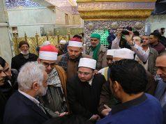 fr.shafaqna - Dr. Mohammed Remadhan Mohammed : Nous espérons que tous les religieux suivront la méthodologie de l'Ayatollah Sistani