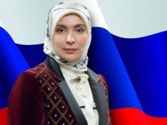 fr.shafaqna - Une musulmane, candidate à la Présidence russe