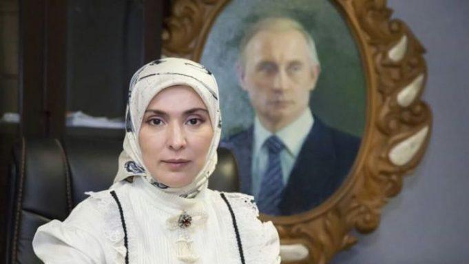 fr.shafaqna - Qui est Aina Gamzatova, la candidate musulmane qui ose défier Poutine?