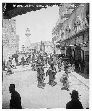 fr.shafaqna - Journalistes français en Palestine dans les années 1920