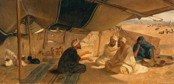 fr.shafaqna - La terre de la naissance du saint prophète Mohammad (s.a.w.)