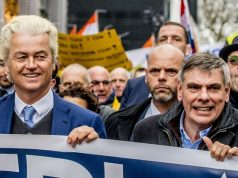 fr.shafaqna - Pays-Bas : manifestation contre l'islamisation de l'Europe à Rotterdam