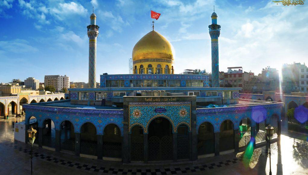fr.shafaqna - Discours de vénérée Zaynab (a) à Koufa