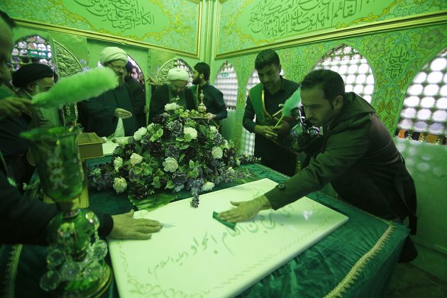 fr.shafaqna - Mûsâ Mubarqa' ; fils de l'Imam Jawâd et une personnalité scientifique bien réputée