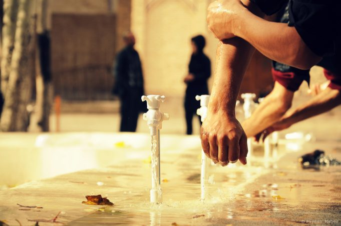 fr.shafaqna - Les conditions de la validité des ablutions